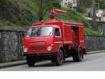 Om tigrotto pompieri collezione MARAZZATO